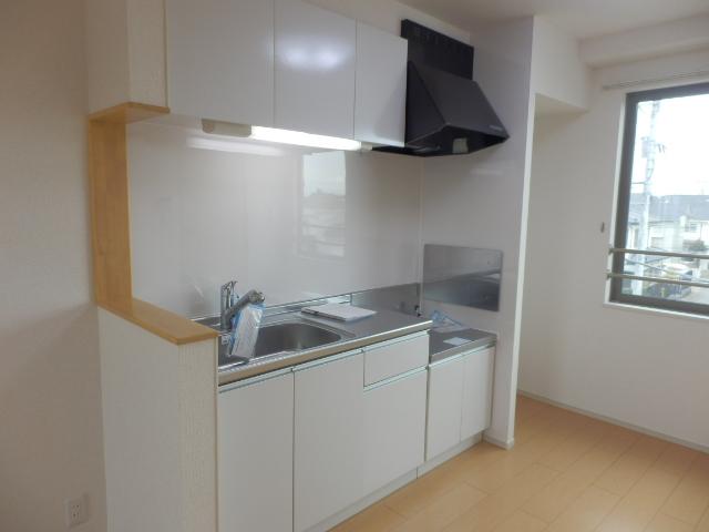 セレーノ 03040号室のキッチン