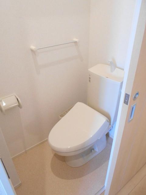 サン・ルーチェⅣ 02040号室のトイレ