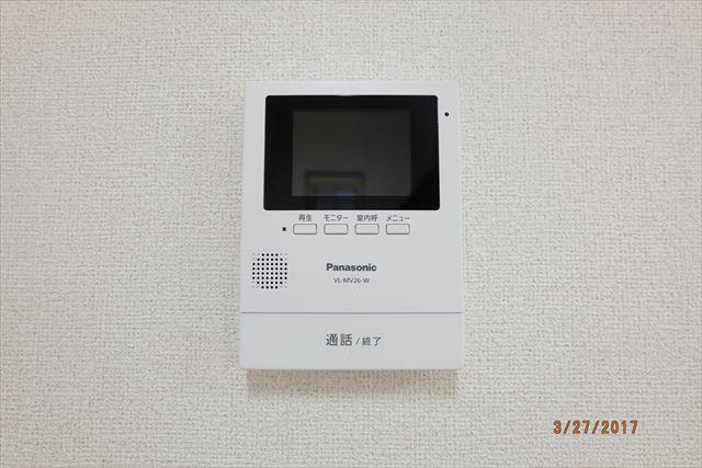 ブリアンローズ 02020号室のセキュリティ