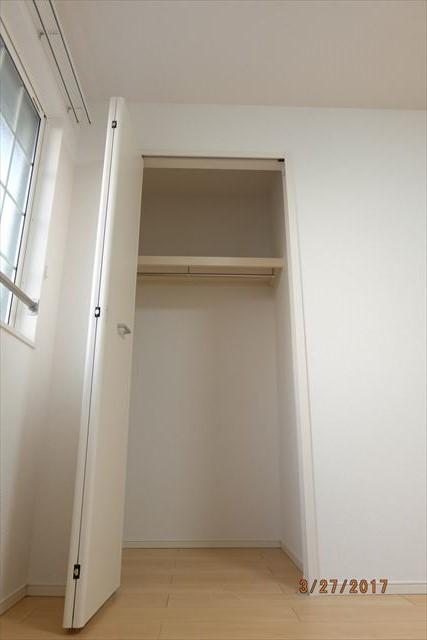 ブリアンローズ 02020号室の収納