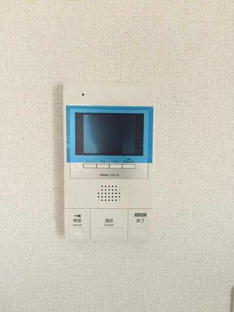 メゾン・ド・フレール 301号室のセキュリティ