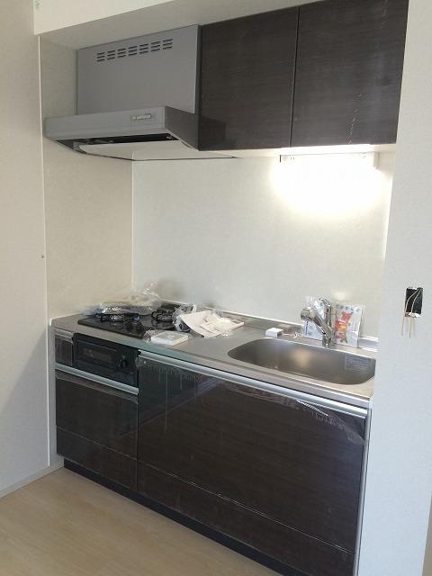 メゾン・ド・フレール 301号室のキッチン