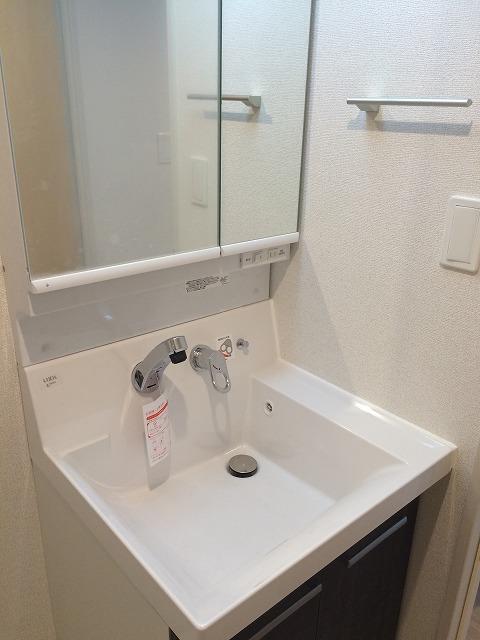 メゾン・ド・フレール 301号室の洗面所