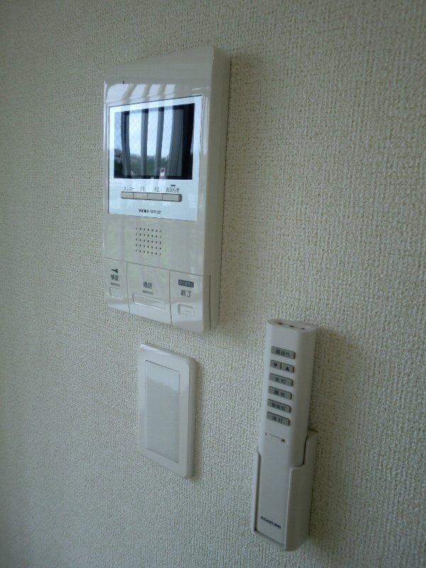 グランドコート おおひら 304号室のセキュリティ