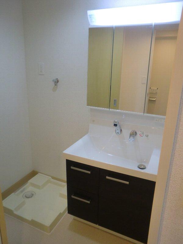 グランドコート おおひら 304号室の洗面所