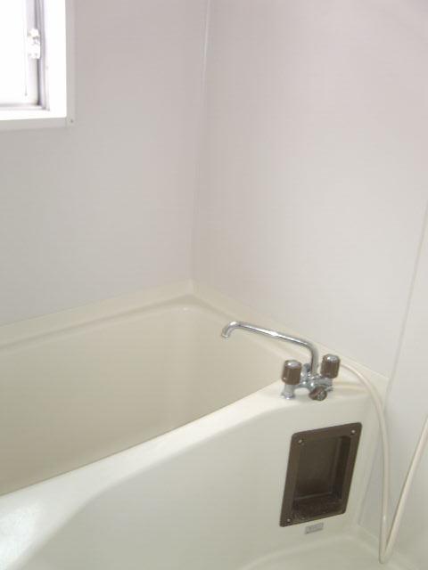 シャルム小向 203号室の風呂