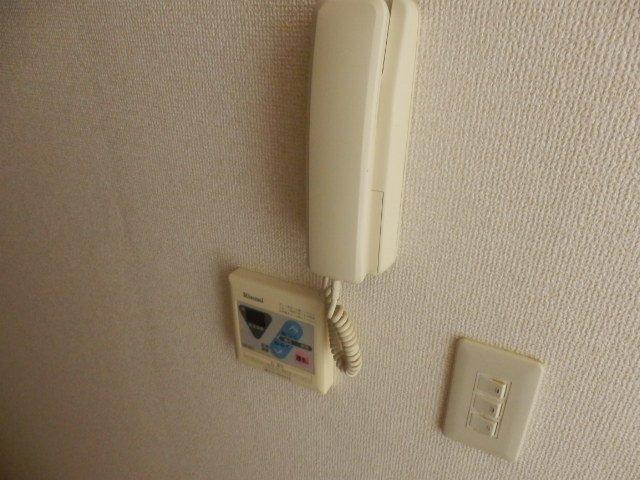 ビューヒル南 0102号室の設備