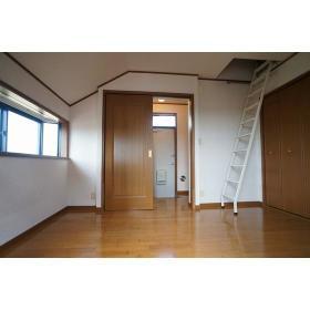 カインドハウス杉田 301号室の居室