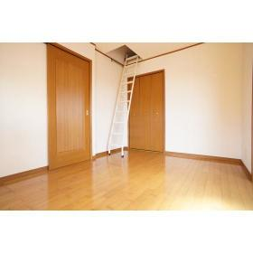 カインドハウス杉田 301号室のリビング