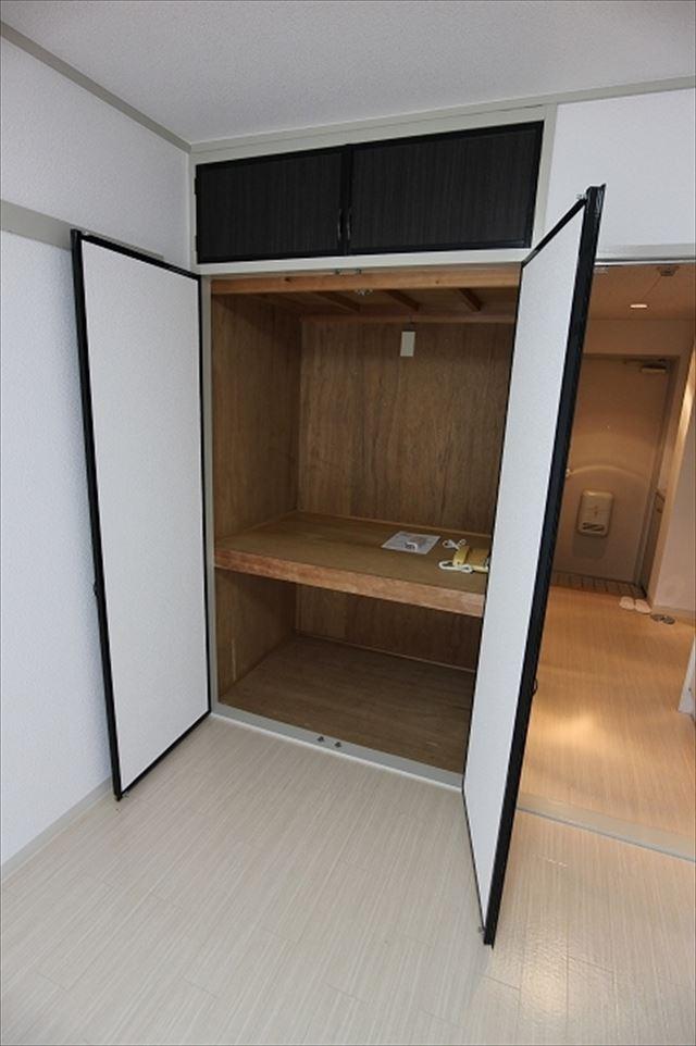 HOSOI-'93 201号室の収納
