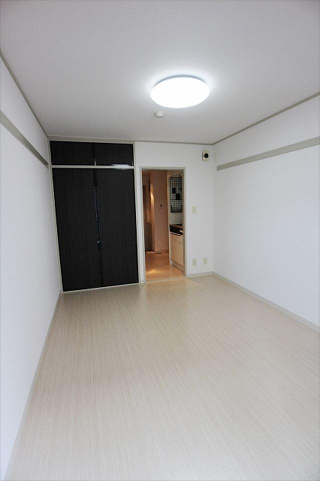 HOSOI-'93 201号室のリビング
