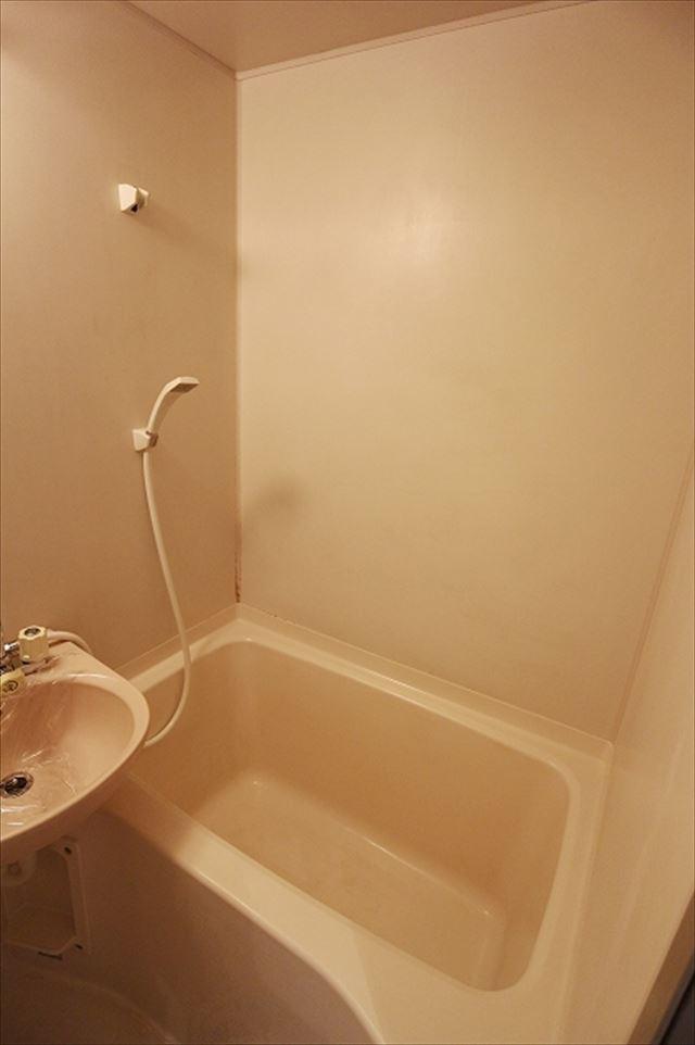 HOSOI-'93 201号室の風呂