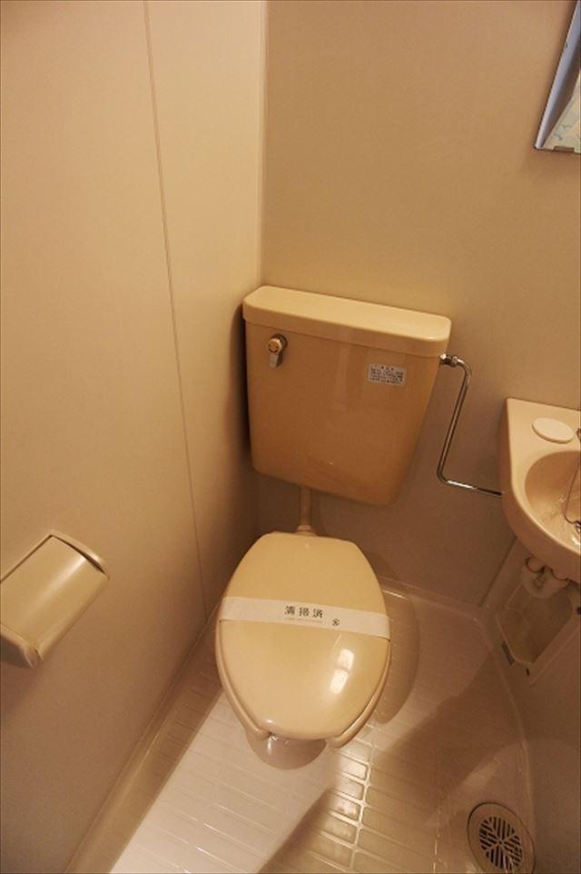 HOSOI-'93 201号室のトイレ