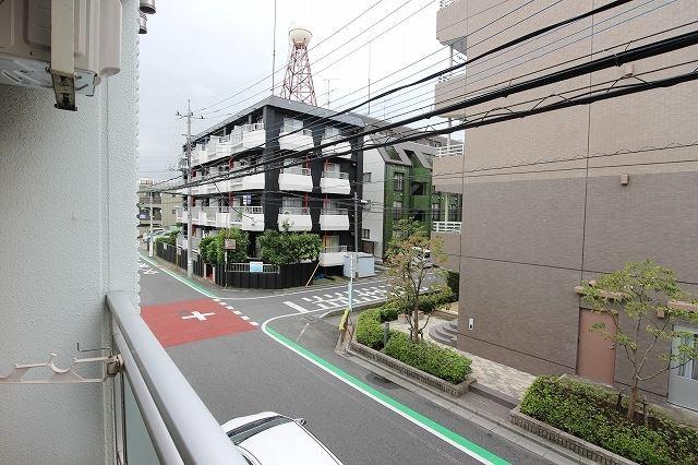 HOSOI-'93 201号室の景色