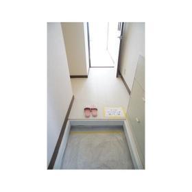 スターゲイツ弘明寺第3 312号室のエントランス