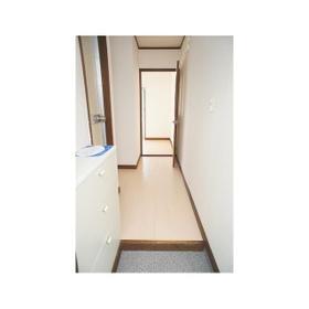 スターゲイツ弘明寺第3 323号室のエントランス