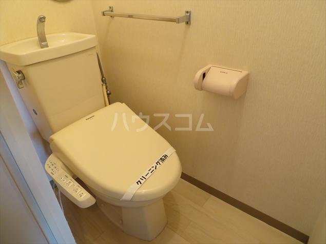 サクシ-ド 502号室のトイレ