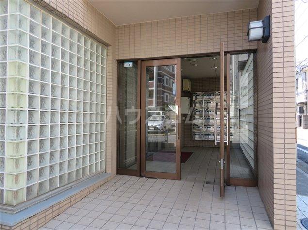 サクシ-ド 502号室のエントランス