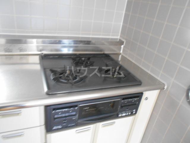 プライムポイント 201号室のキッチン