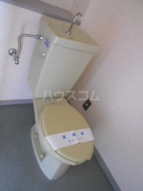 プライムポイント 201号室のトイレ