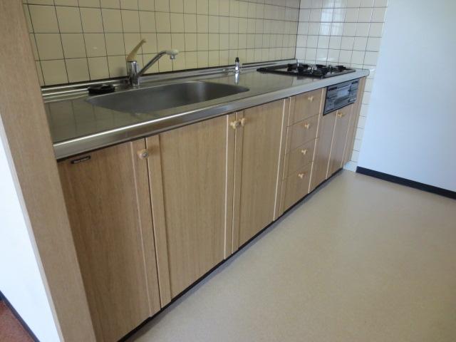 ファインドエル2新宿 204号室のキッチン