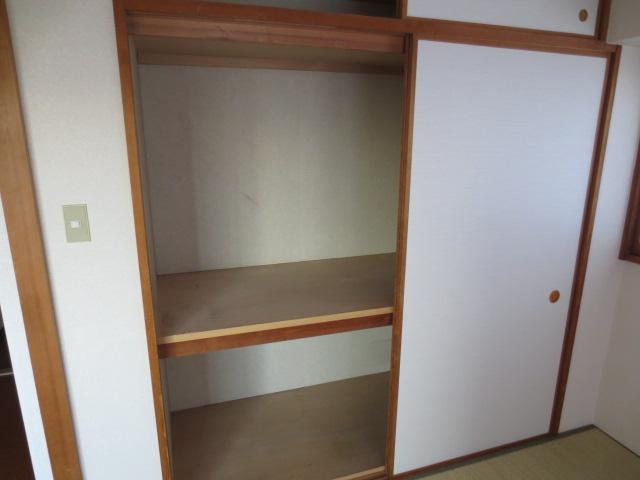 ファインドエル2新宿 204号室の収納