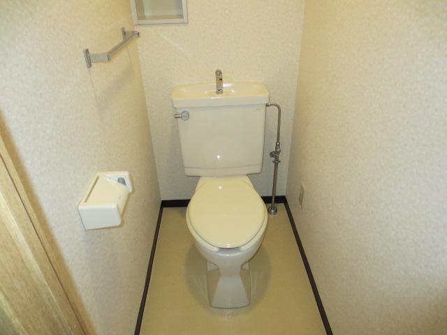 ファインドエル2新宿 204号室のトイレ