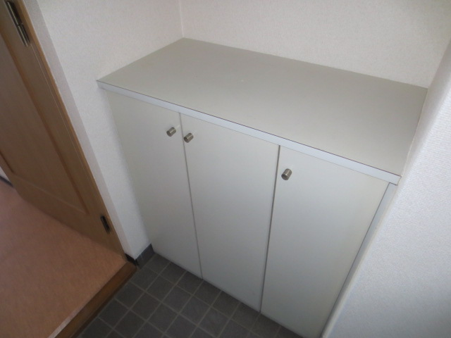 ファインドエル2新宿 204号室のセキュリティ