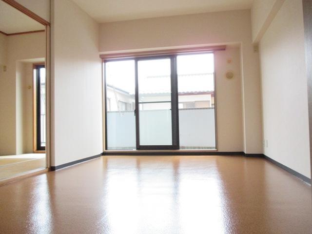 ファインドエル2新宿 204号室のリビング