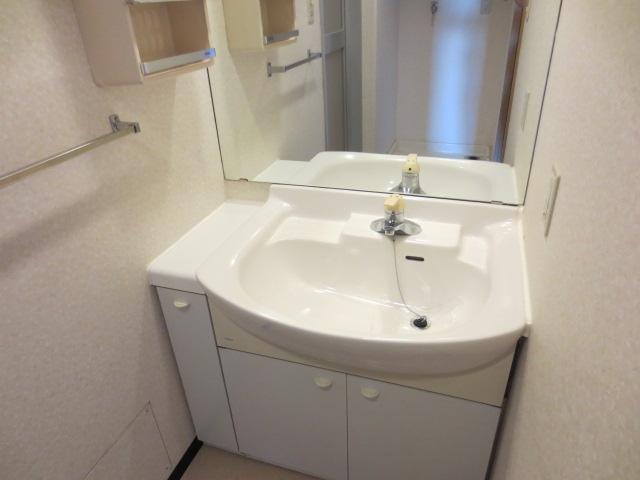 ファインドエル2新宿 204号室の洗面所