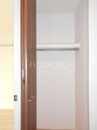 アヴェニール 202号室の収納
