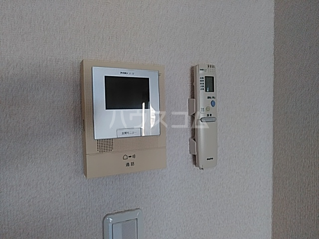 プルミエール・B 306号室のセキュリティ