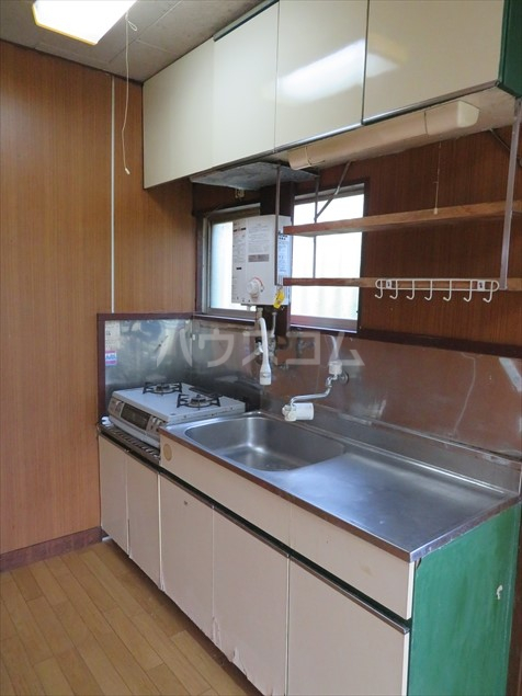 加藤様貸家のキッチン