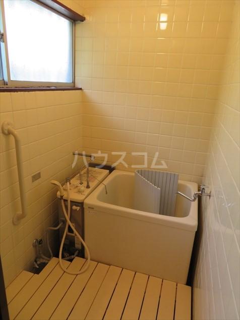 加藤様貸家の風呂