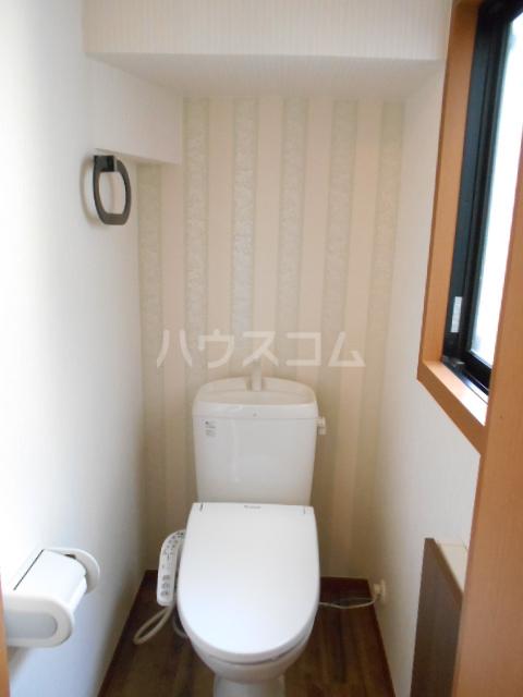 仲間と集まりたくなる家のトイレ