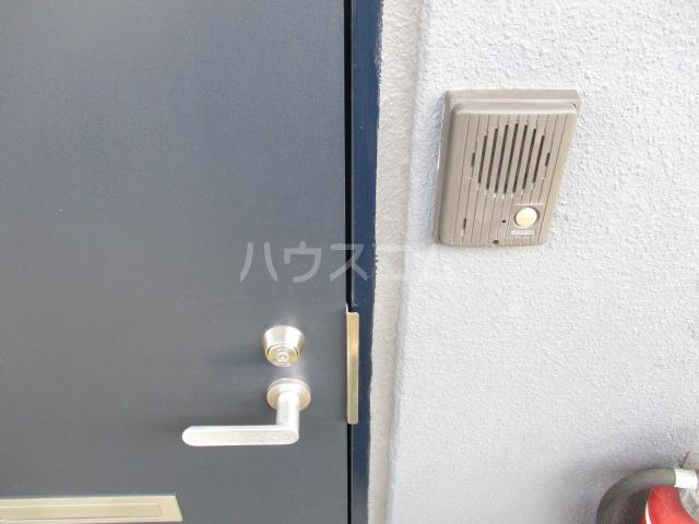 コート祖師谷 304号室のセキュリティ