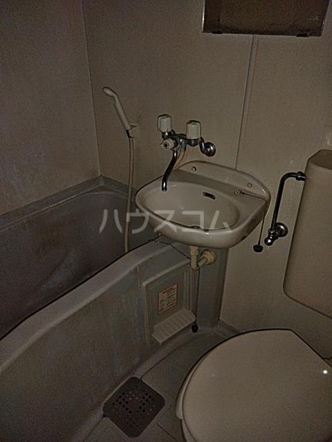 パールハイムⅡ 102号室の風呂
