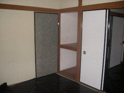 アパート・グロリア 202号室のリビング