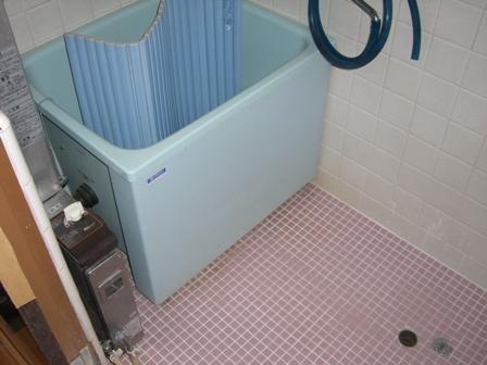 アパート・グロリア 202号室の風呂