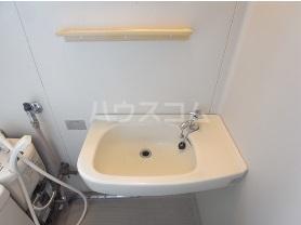 エスポワール元町Ⅱ 205号室の洗面所