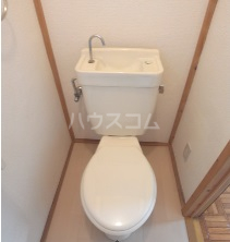エスポワール元町Ⅱ 205号室のトイレ