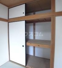 エスポワール元町Ⅱ 205号室の収納