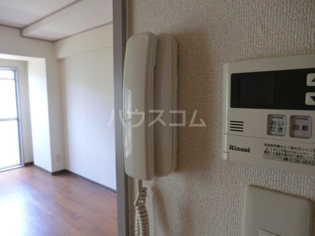 新田第5中島ハイツ 103号室のセキュリティ