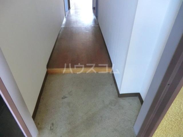 新田第5中島ハイツ 103号室の玄関