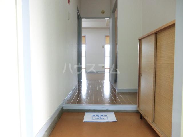 第2武笠ビル 203号室の玄関