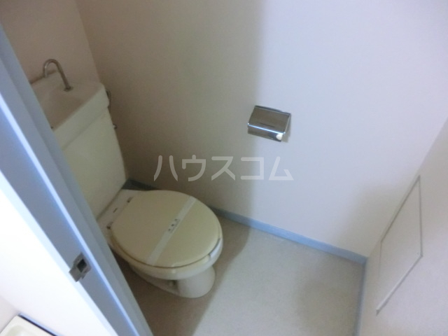 第2武笠ビル 203号室のトイレ