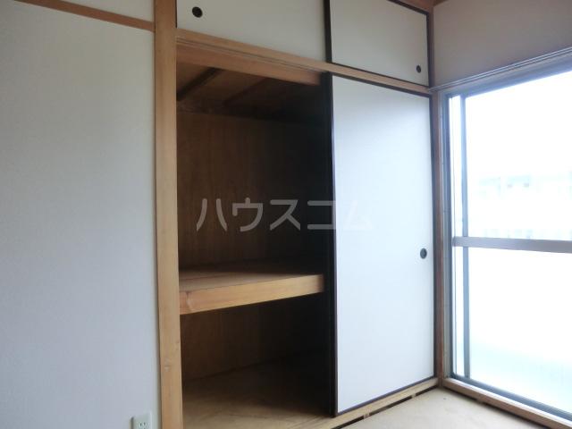 第2武笠ビル 203号室の収納