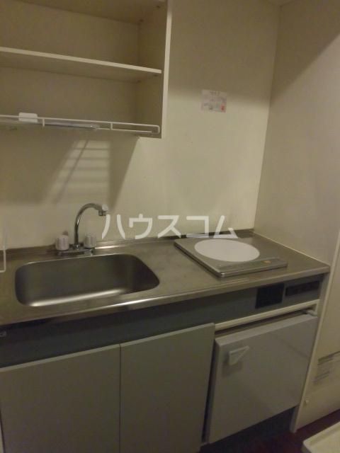 菱和パレス浦和常盤公園 201号室のキッチン