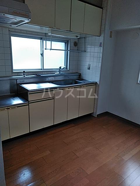 大黒屋レヂデンス 301号室のキッチン
