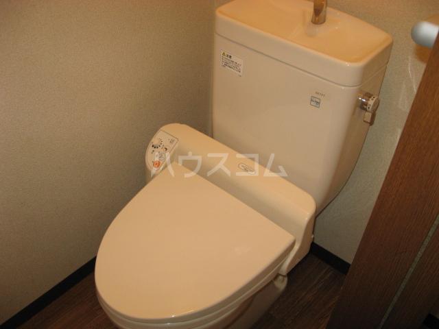 エスペラント浦和 108号室のトイレ